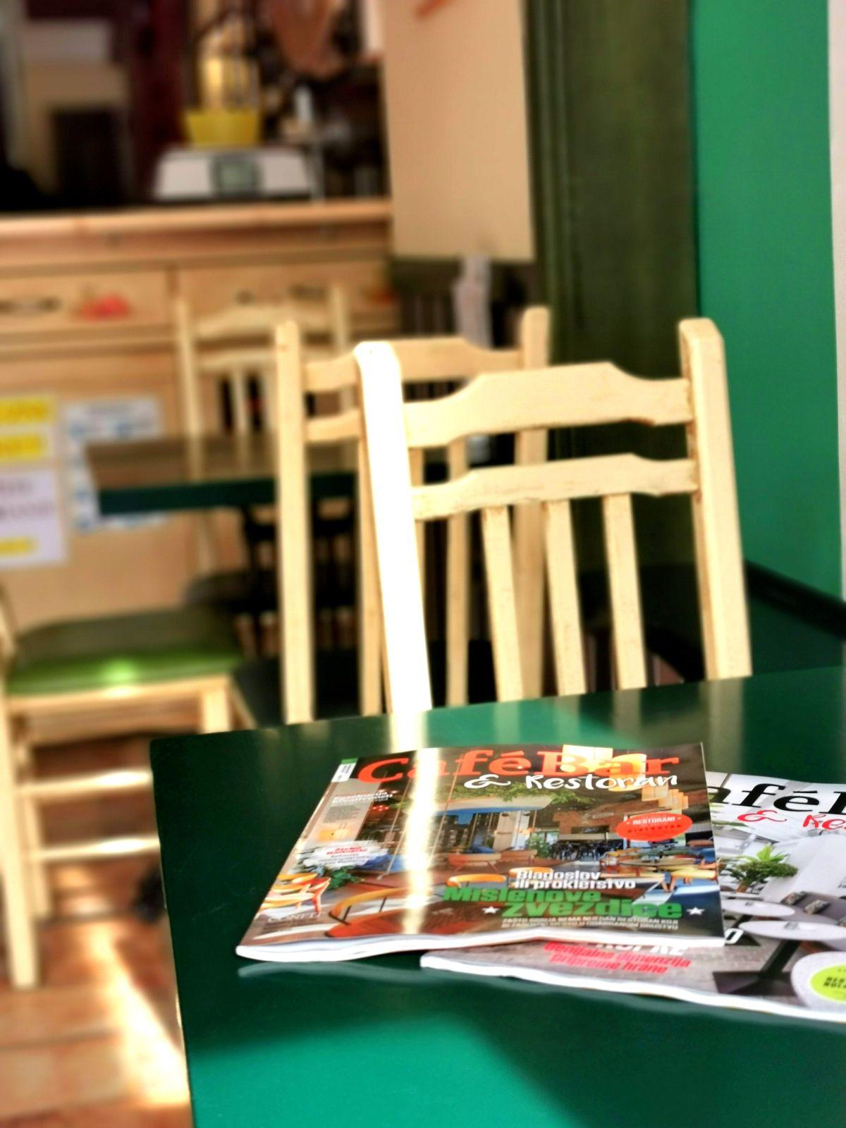 Mio Verde kafeterija 2