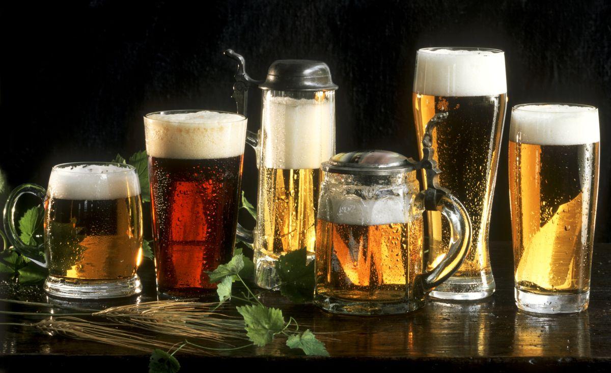 Različite vrste piva
