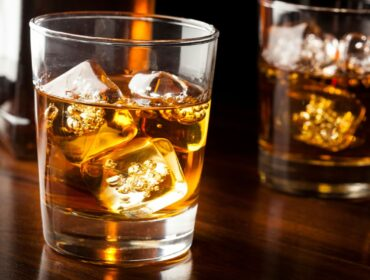 Viski s ledom