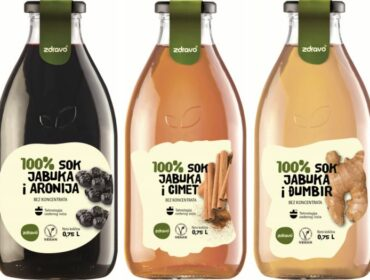 Zdravo Organic sokovi