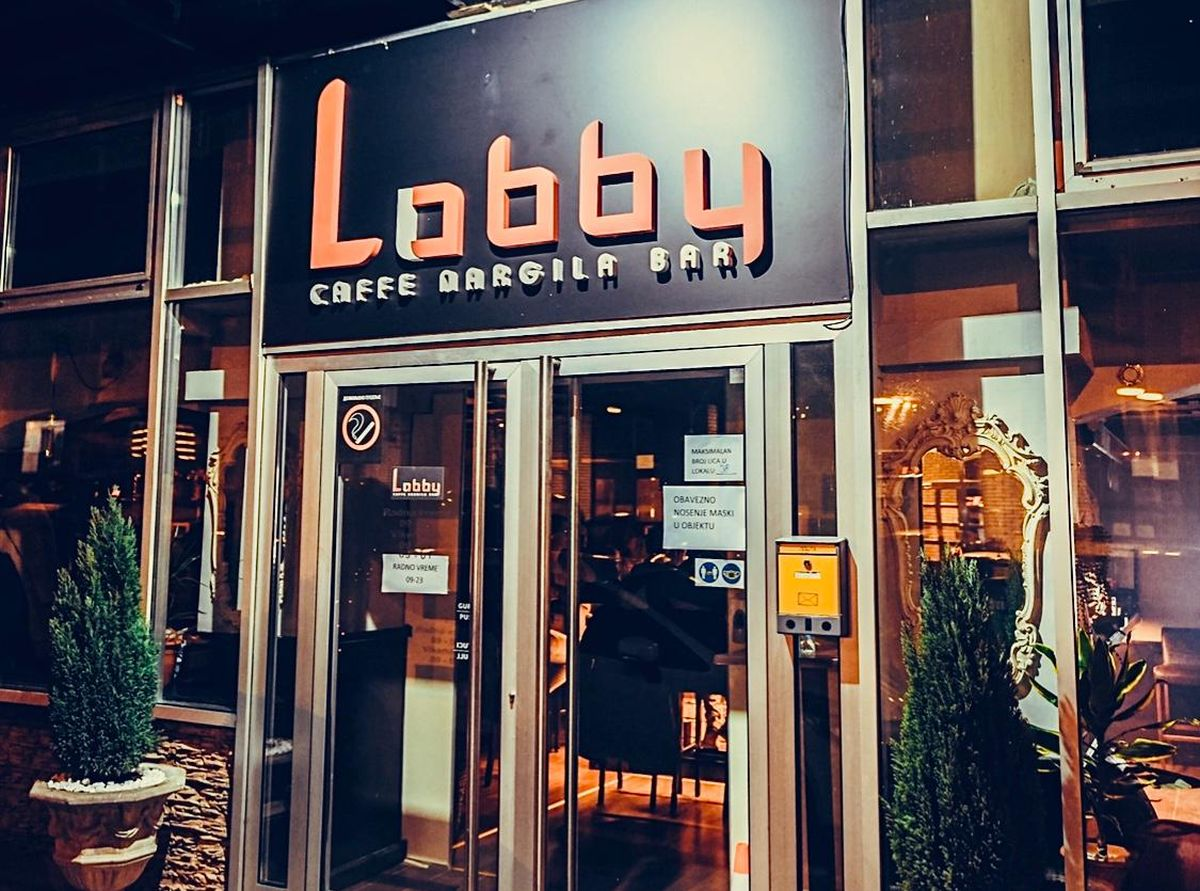 Lobby ulaz