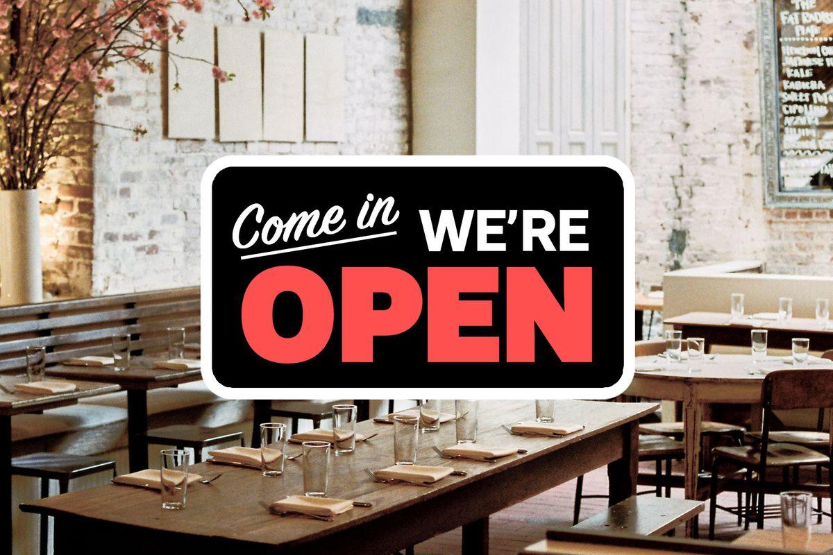 Restorani open
