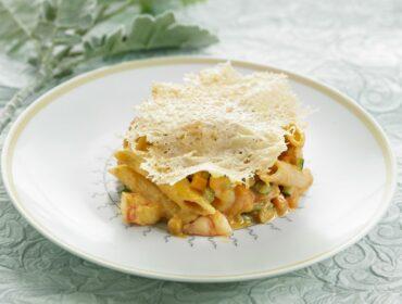 lignje au gratin pasta testenina makaroni