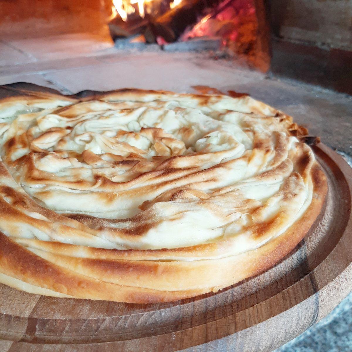 Švajcarija pita