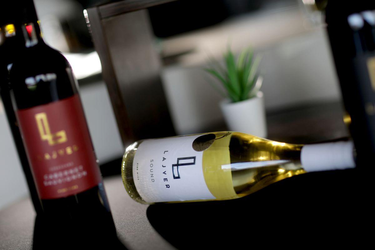 Lajver vino sound