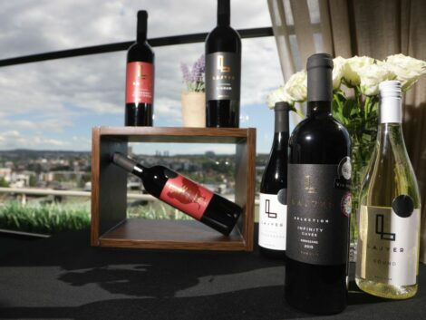 Lajver vina