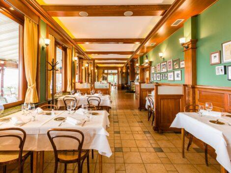restoran rubin enterijer