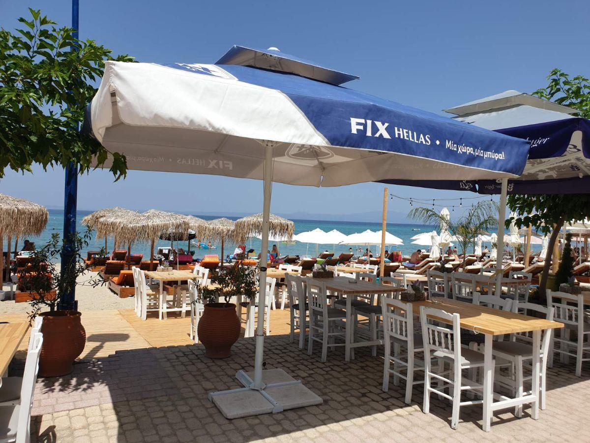 taverna grčka plaža