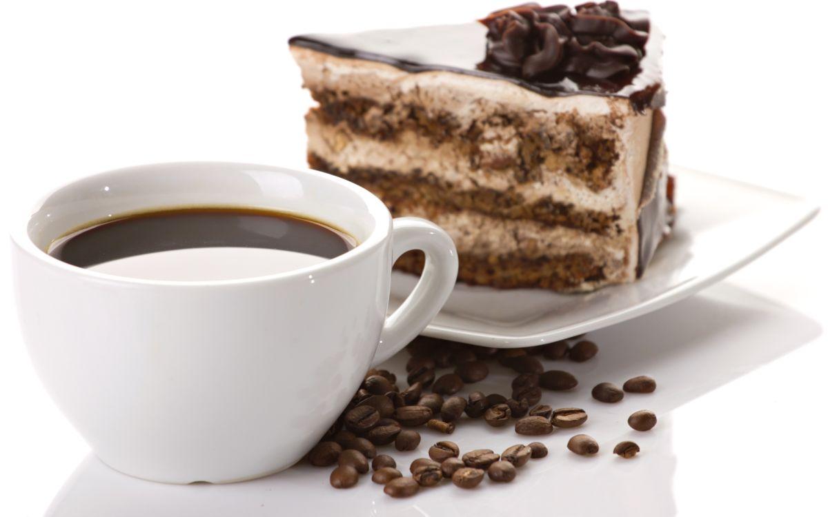 šolja kafa kolač